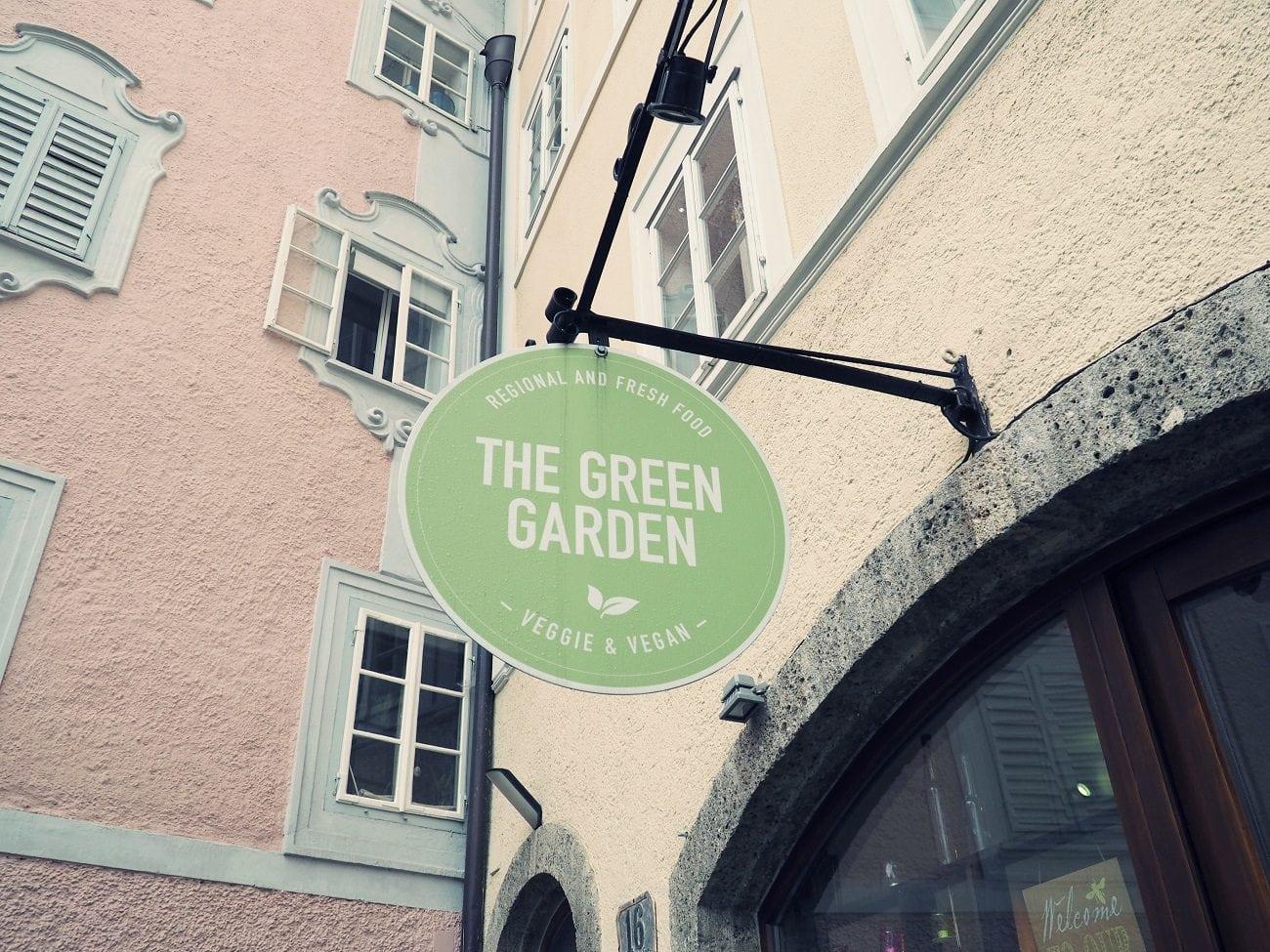 Veggie in a Schnitzelpool – The Green Garden