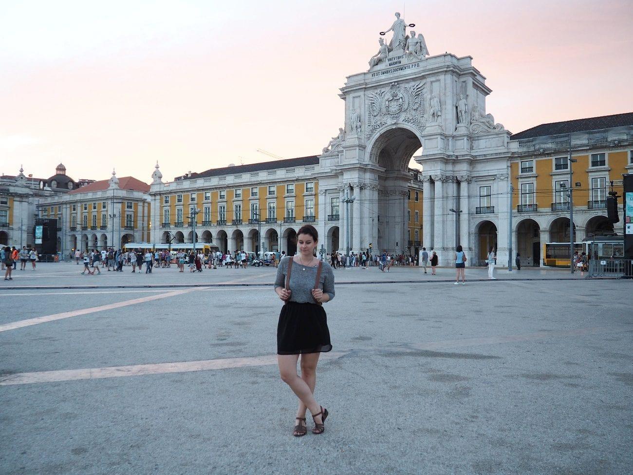 Travel Diary Lissabon [Tag 1 & 2]