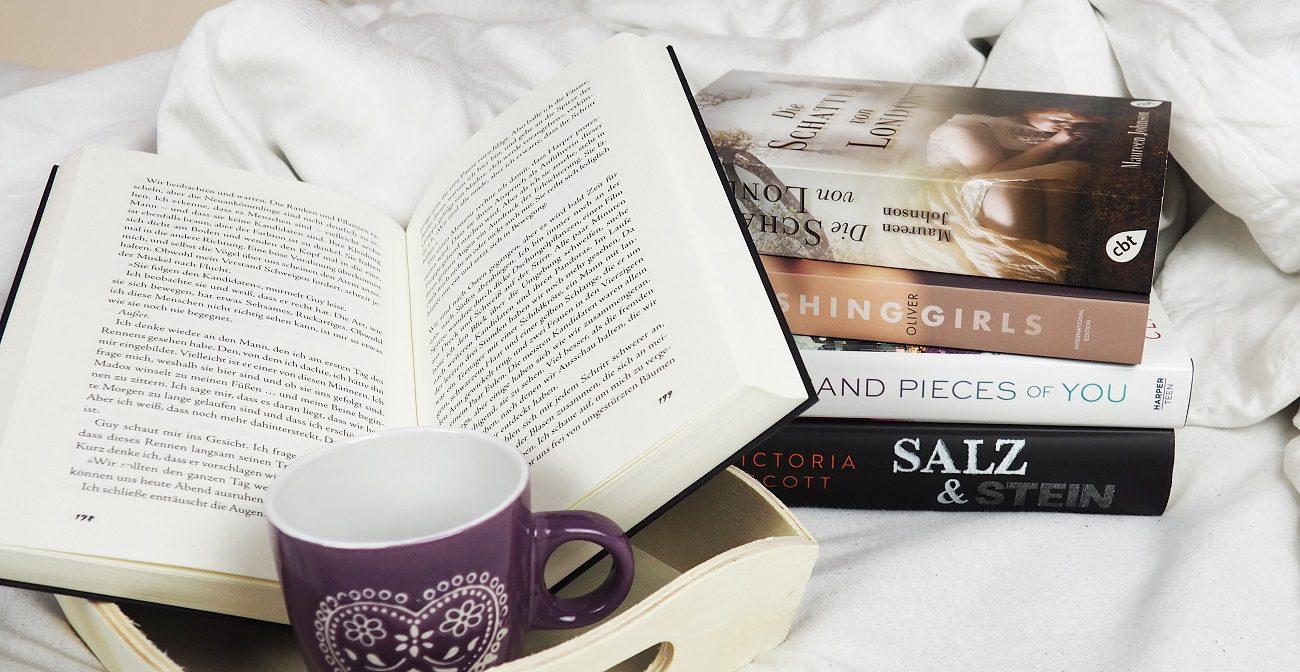 Readinglist: Bücher, die ich 2016 noch lesen möchte