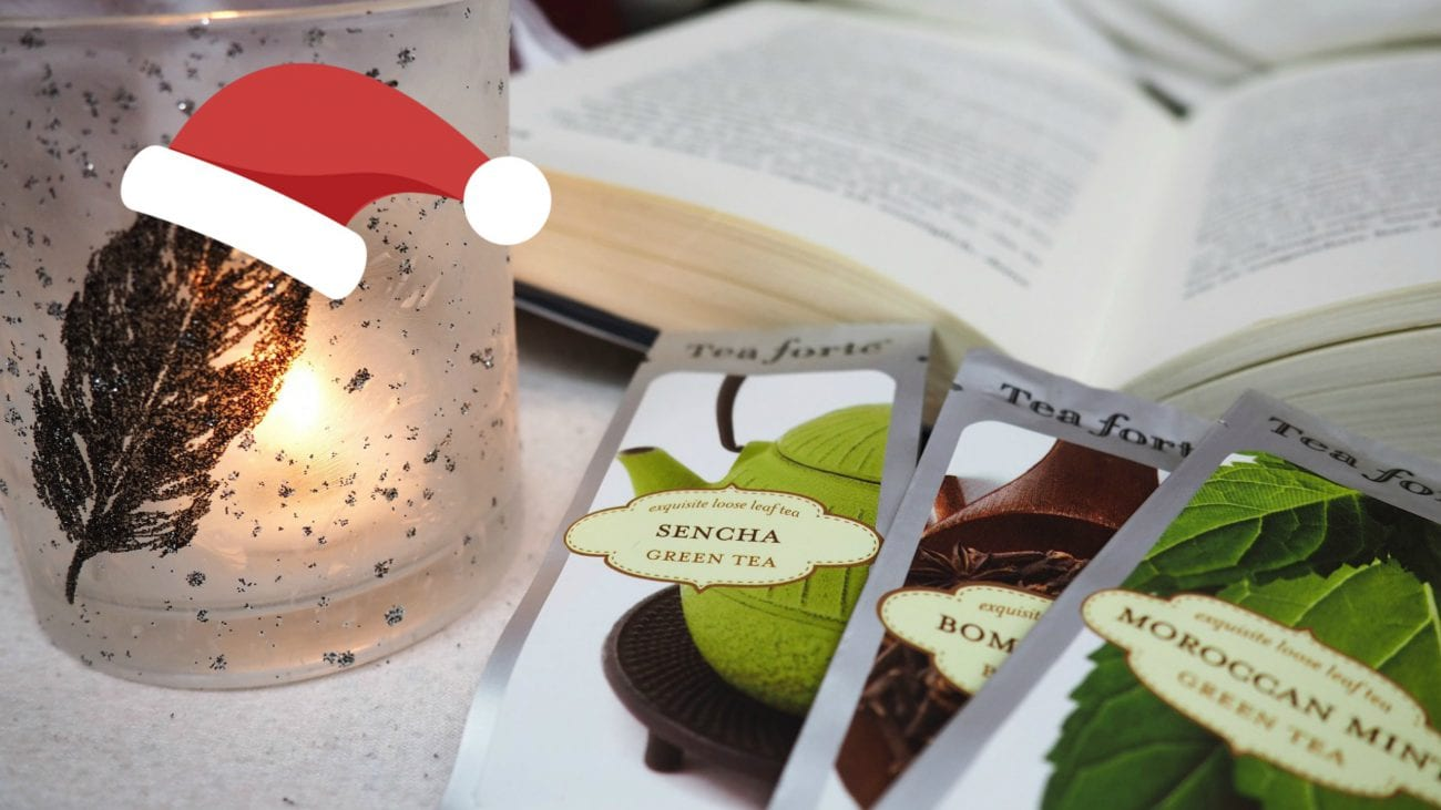 Zauberhafte Weihnachtsblogtour: Gift Guide für Bücherwürmer
