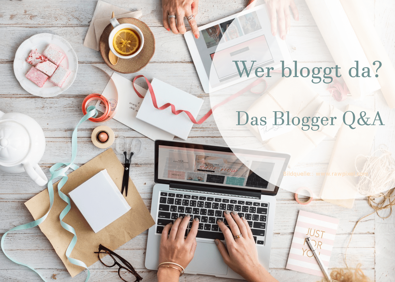Kat answers #2 – Wer bloggt da? | Social Media