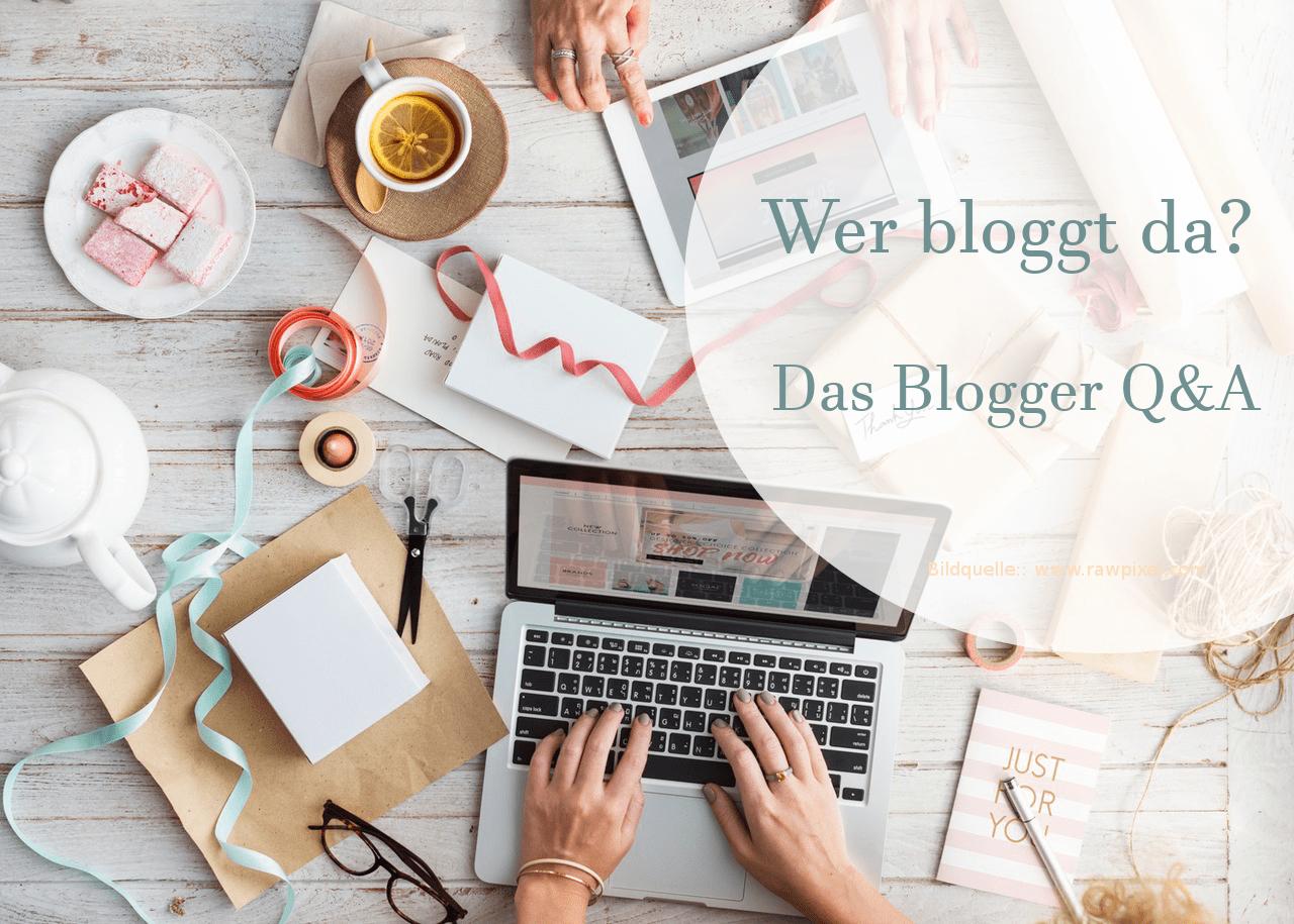 Kat answers #2 – Wer bloggt da? | Social Media