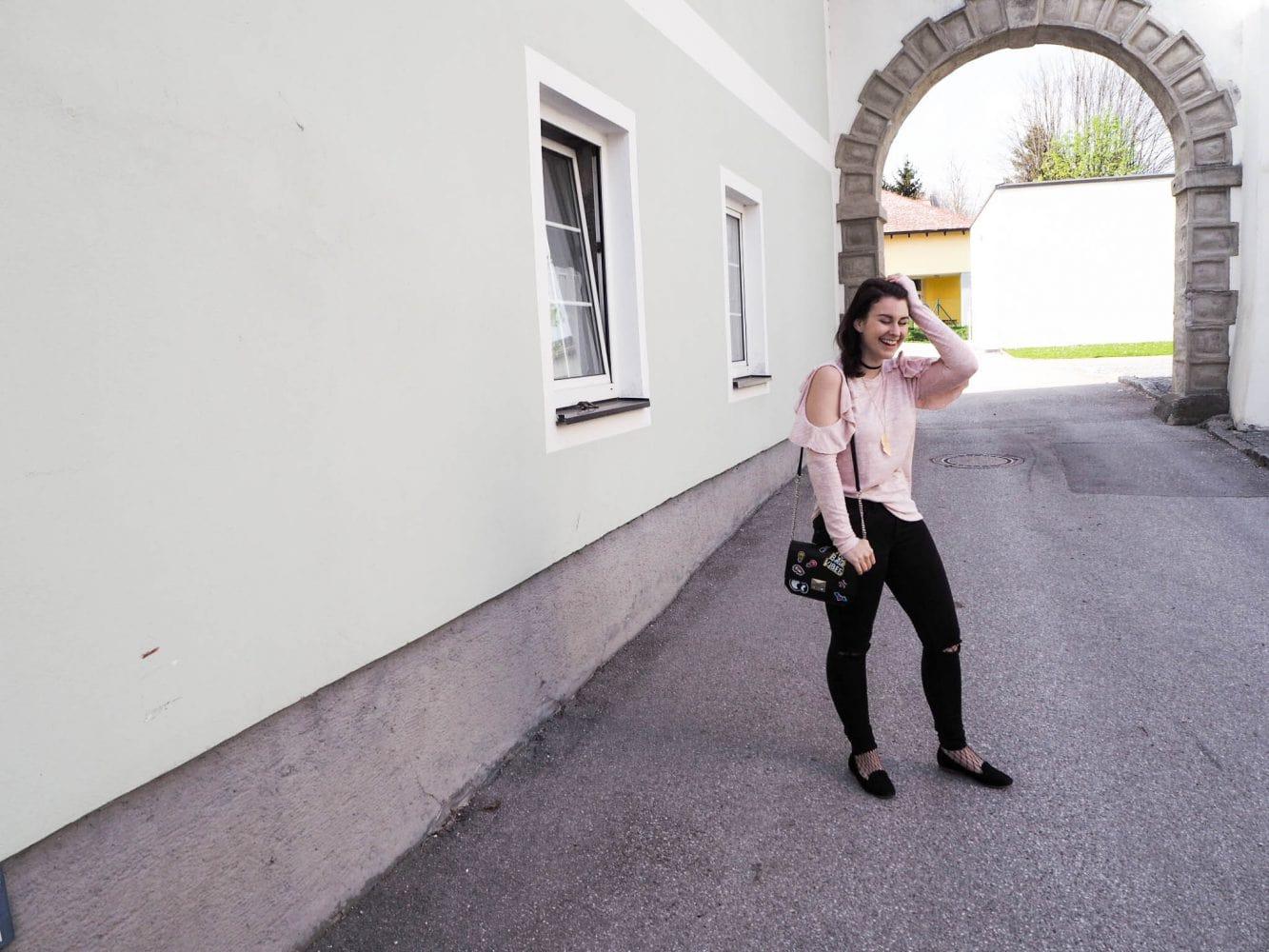 The Resting Bitchface | Ihr dürft auch mal lächeln, liebe Blogger.