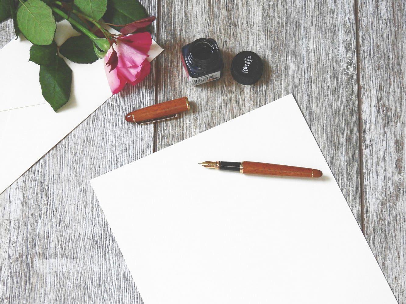 Liebe Schreibblockade …   5 Tipps wie du sie endlich loswirst
