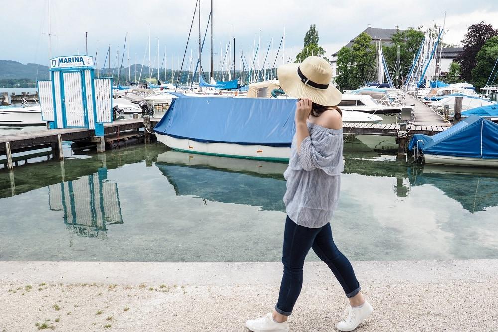 Sommerfarben Blau & Weiß | 7 Girls 7 Styles