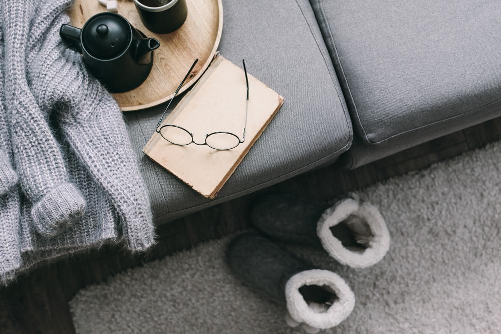 Baby it's cold | Die besten Bücher für kalte Tage
