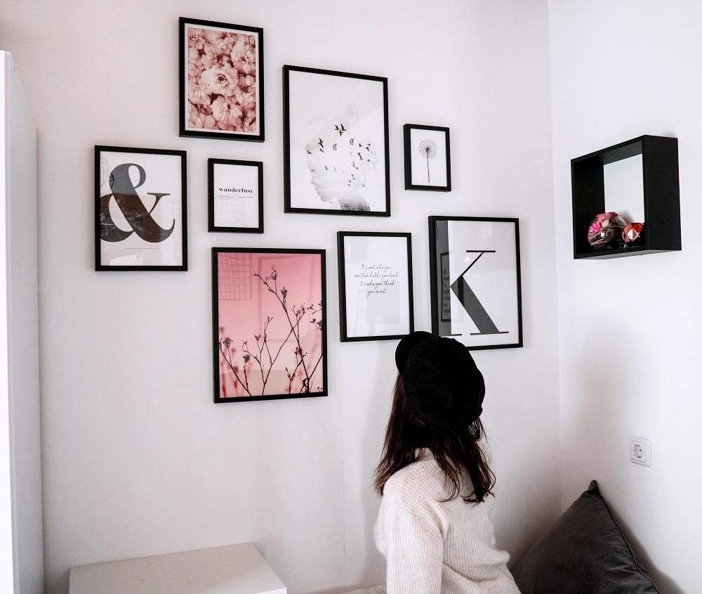 So Machst Du Mehr Aus Deiner Wohnung Mit Desenio Seven Stories
