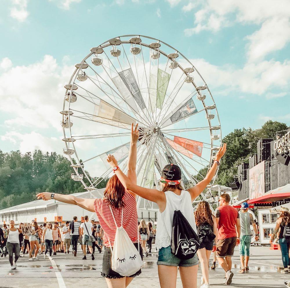 Festival Survival Guide Packliste Und Die Wichtigsten Tipps Seven