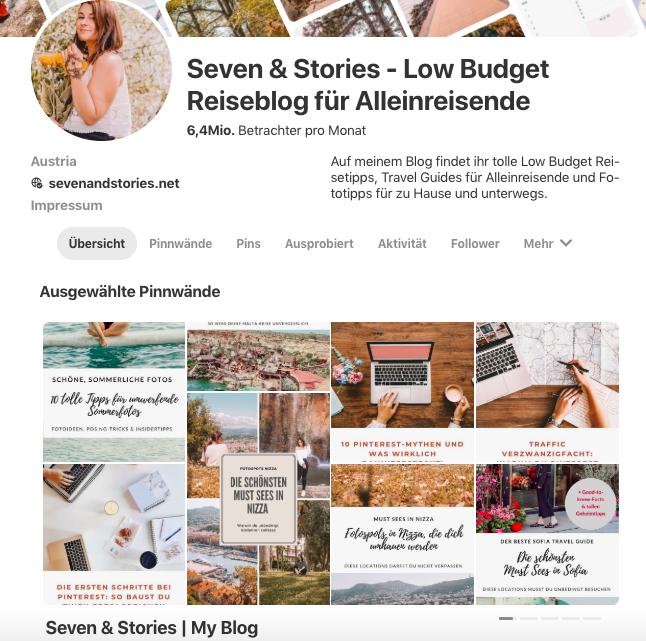 Pinterest Guide Wie Du Richtig Und Strategisch Pinnwände